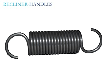 Attractive Replacement Recliner Sofa Sectional Mech Mechanism Tension Spring 2 1/2  Inch Short Hook