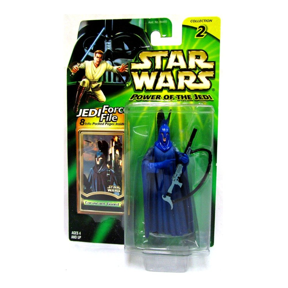 Power of the Jedi Coruscant Guard Action Figure Hasbro 84277 Star Wars