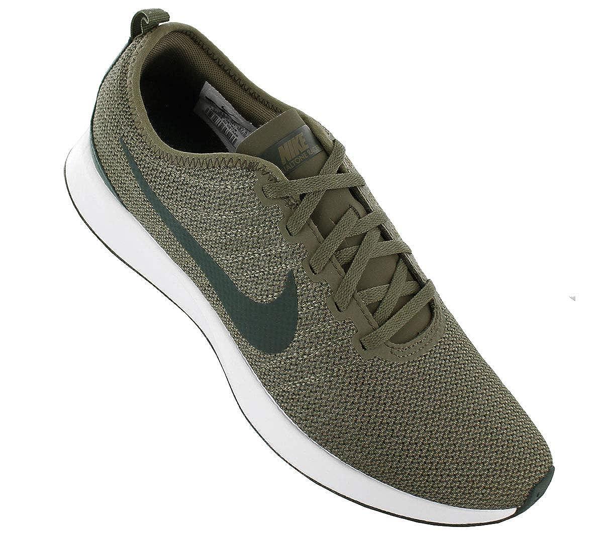 Olive Nike Dualtone Racer Trainers