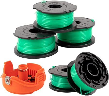 Bump Cap Auto Feed Spools Line 20-foot For Black /& Decker GH3000 Strimmer Parts