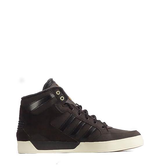 e3ffd856e8b Adidas Hardcourt Encerado Crafted - Hombre Zapatos - Marrón Oscuro ...