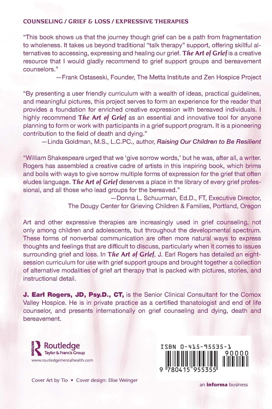 The Art Of Grief The Use Of Expressive Arts In A Grief Support