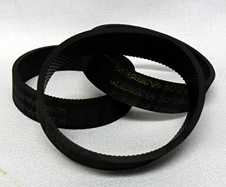 71OO69T6gbL._SX463_ amazon com kirby vacuum cleaner belts 301291 3 (3 pack) fits all Kirby Ultimate G Diamond Edition at bayanpartner.co