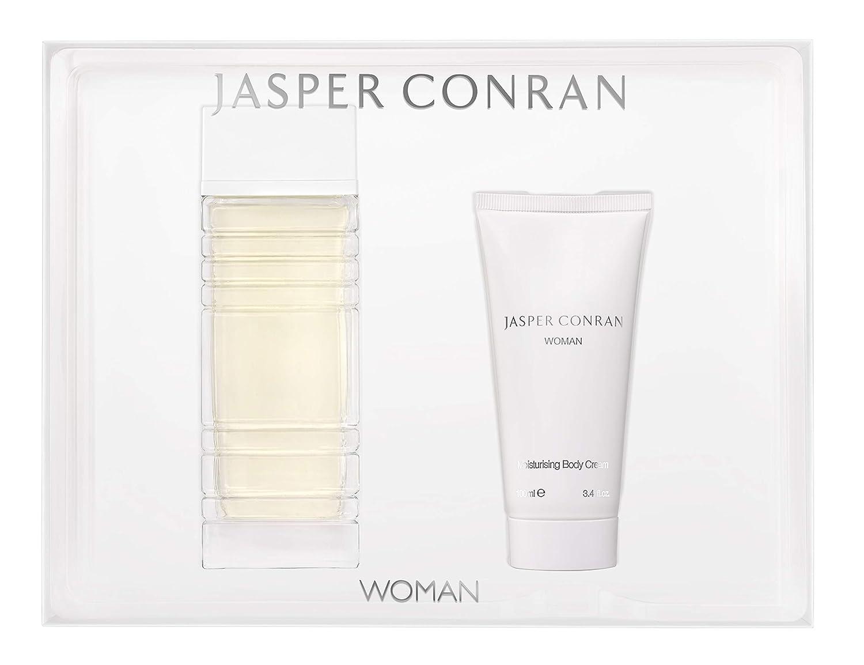 Jasper Conran Signature Woman Eau De Parfum Spray 100ml & Bath & Shower Gel 100ml JC56323