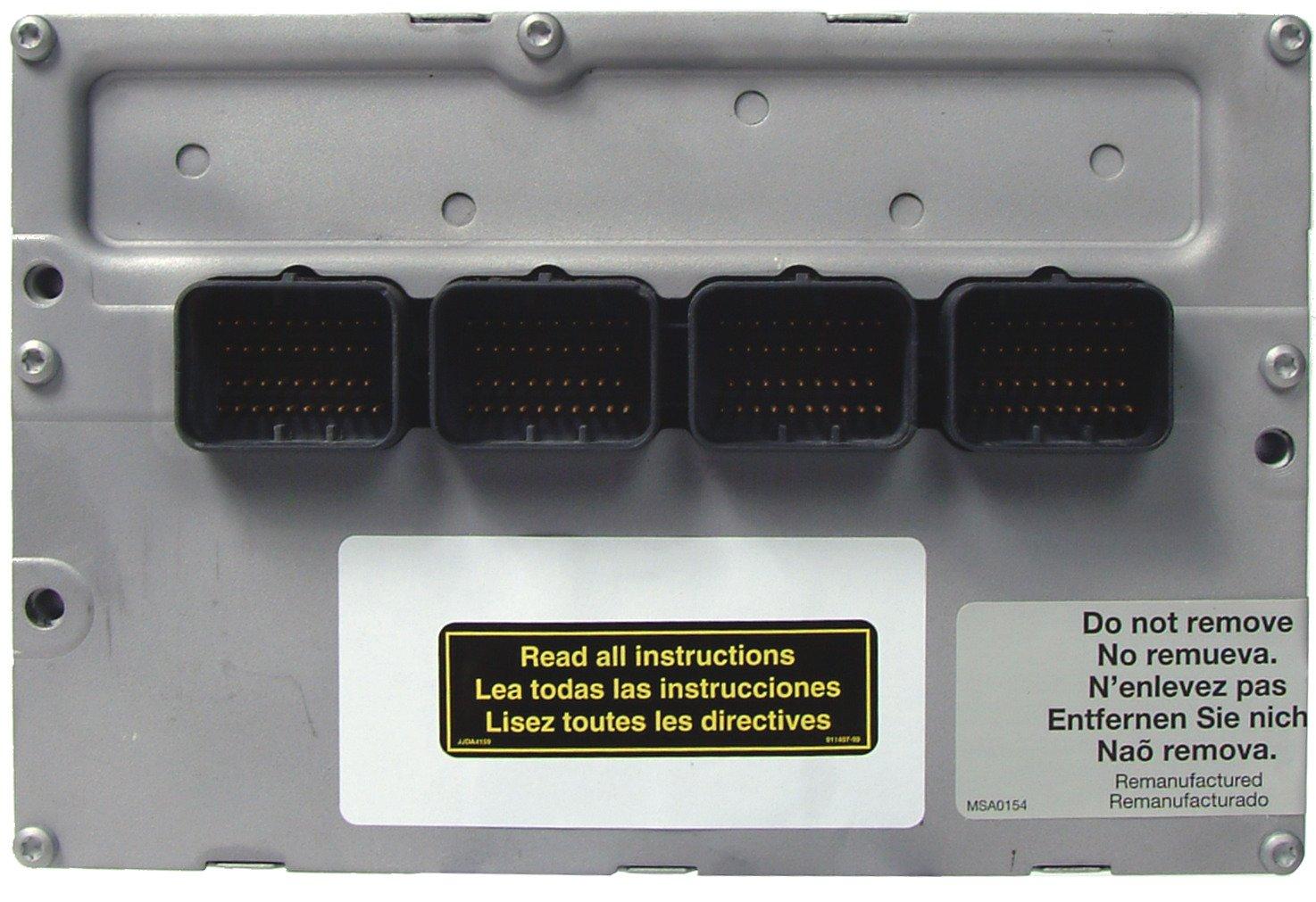 A1 Cardone 73-3080 Remanufactured Body Control Computer