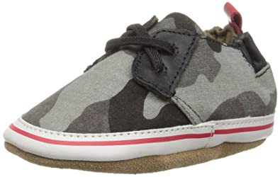 2fcdff91169a Robeez Boys  Cool   Casual Crib Shoe Cool and Casual Camo 0-6 Months