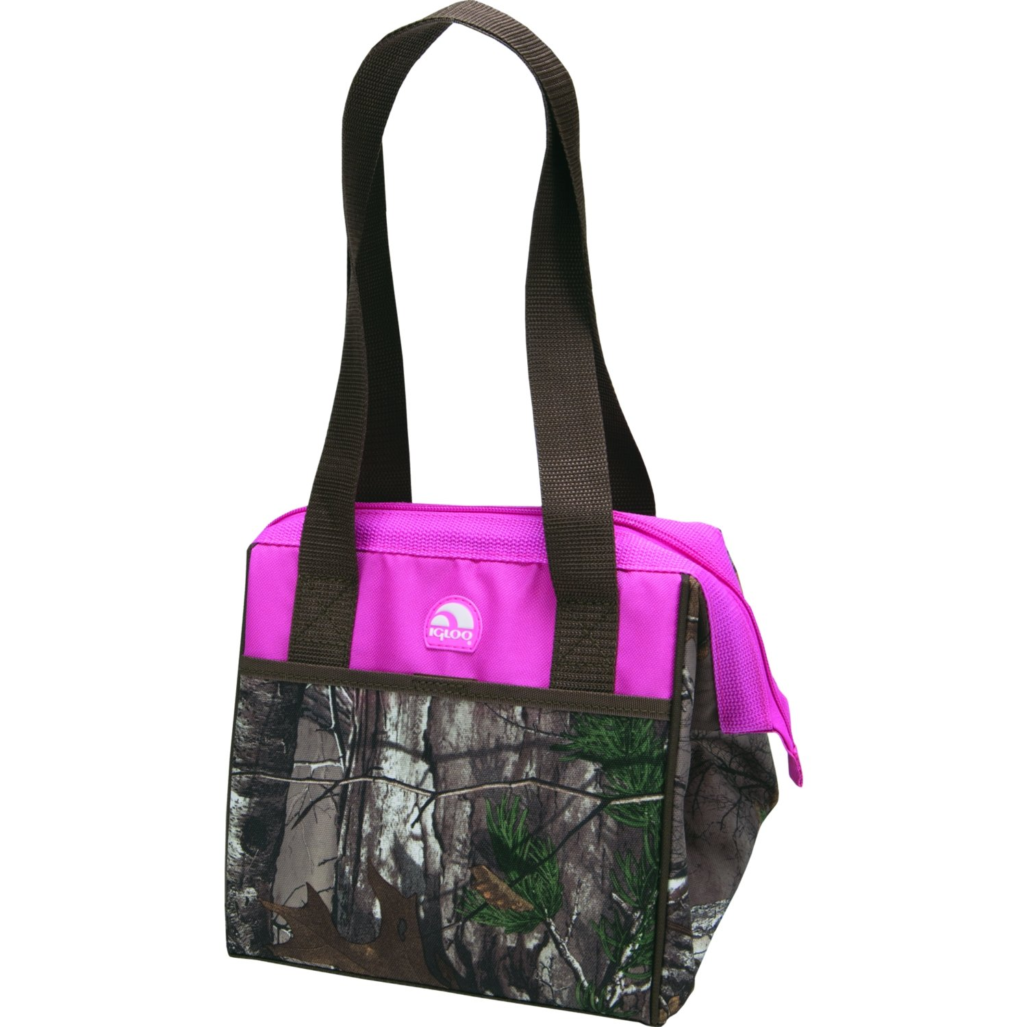 igloo cooler bag lunch camouflage realtree insulated
