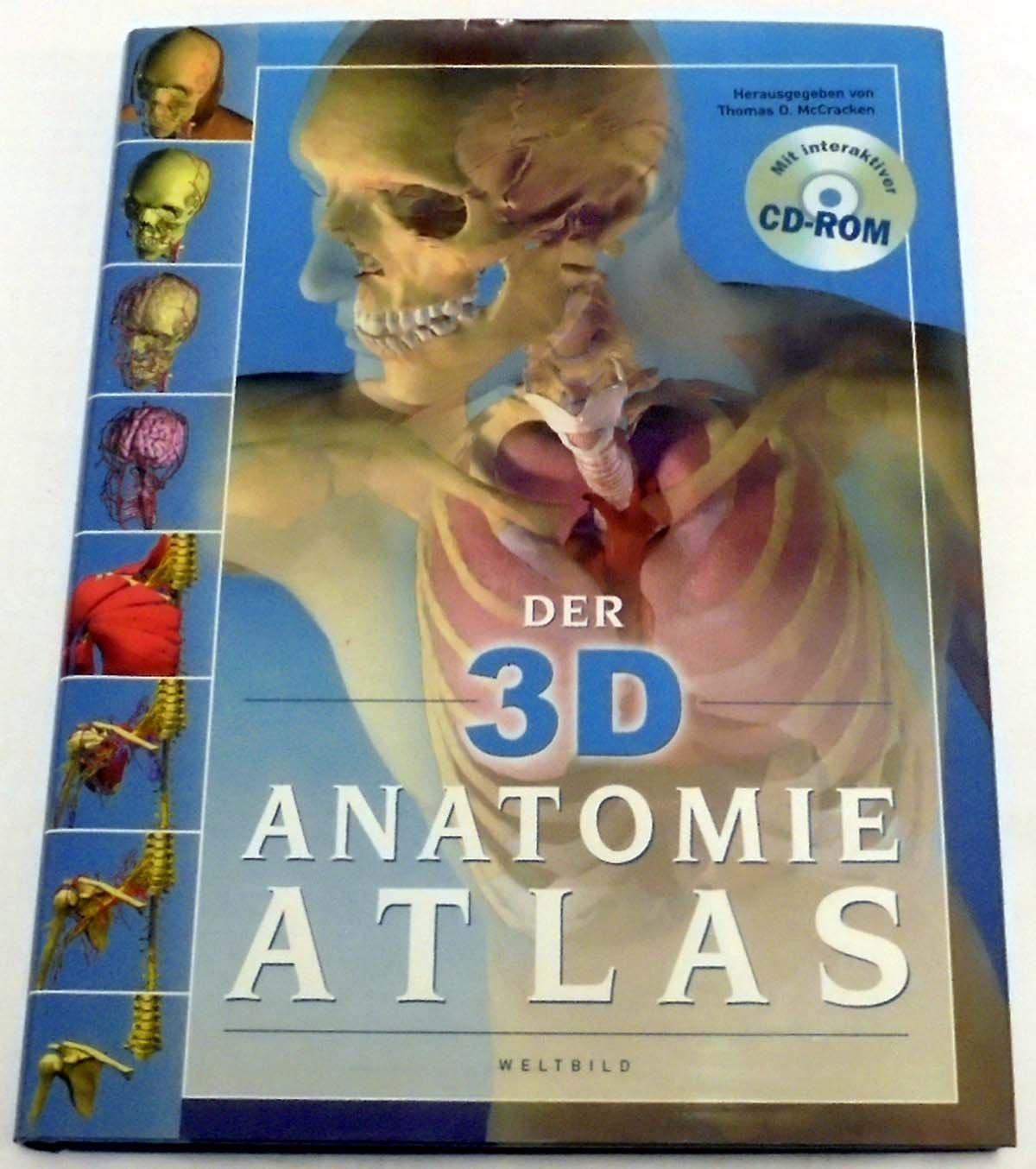 Der 3D-Anatomie-Atlas : Amazon.de: Bücher
