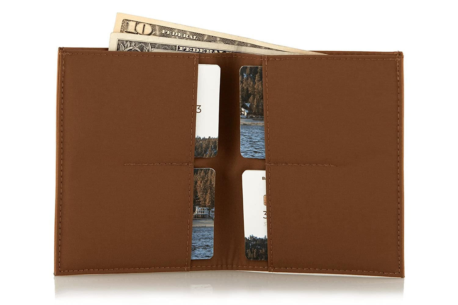 Leather Caravan Wallet
