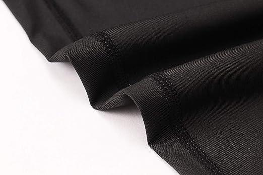 Tanxinxing Pantalones de Mujer Cordón Bloque de Color de Secado ...