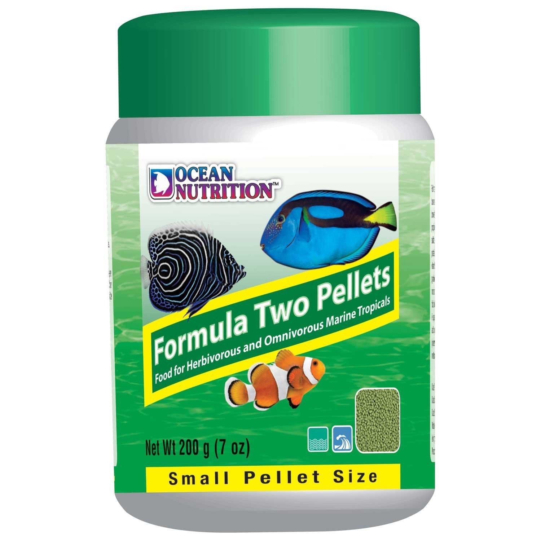 Ocean Nutrition Formula 2 Small Marine Pellet (200g) by Ocean Nutrition B0012Q133Y