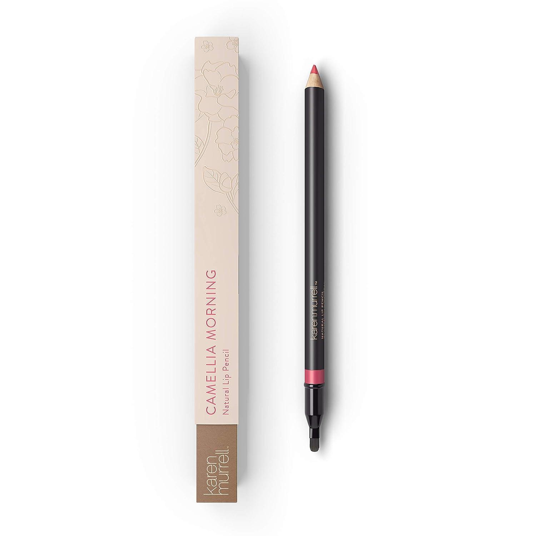 Karen Murrell Natural Lip Pencil, Camellia Morning