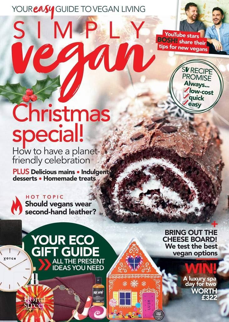 Simply Vegan Magazine Amazoncouk Kindle Store