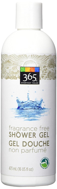 365 Everyday Value Fragrance Free Shower Gel, 473 ml Whole Foods Market
