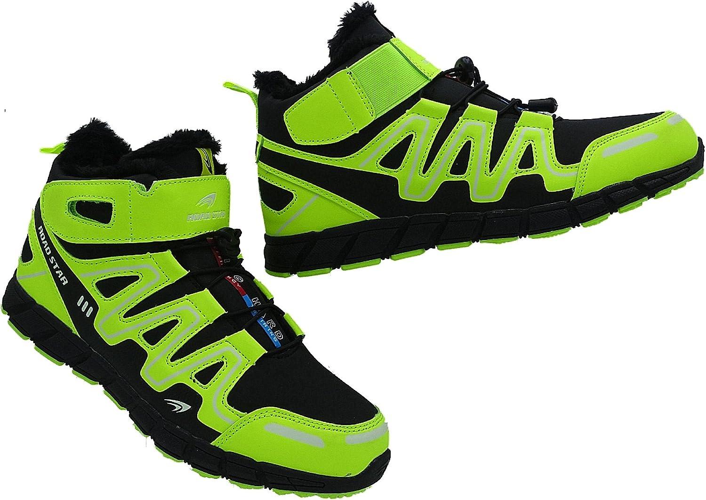 Schuhe Nr.20191 Running Herren Warmfutter Stiefel Sneaker