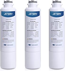 【3 Pack】 JETERY Refrigerator Water Filter Replacement for Samsung DA29-00020B DA29-00020A, HAF-CIN/EXP, 46-9101 DA29-00019A