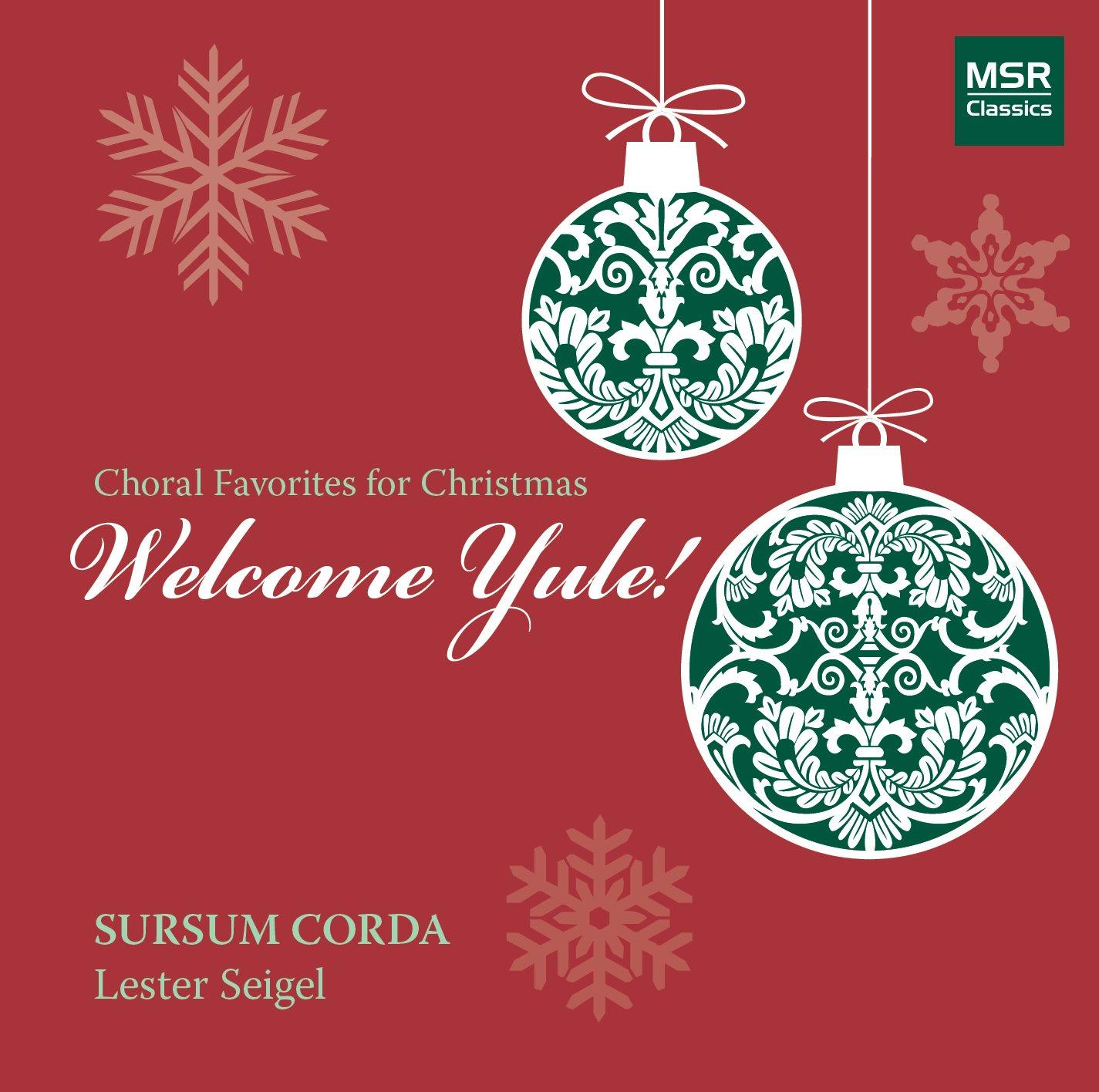CD : SURSUM CORDA - Welcome Yule (CD)