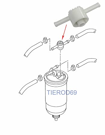 amazon valve for diesel fuel filter fits audi ford seat ibiza Diesel Generator Fuel Filter image unavailable