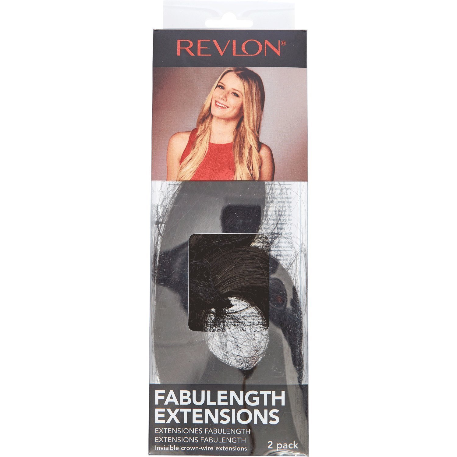 Amazon.com : Revlon Ready-to-Wear Fabulength 18 Inch Extensions ...
