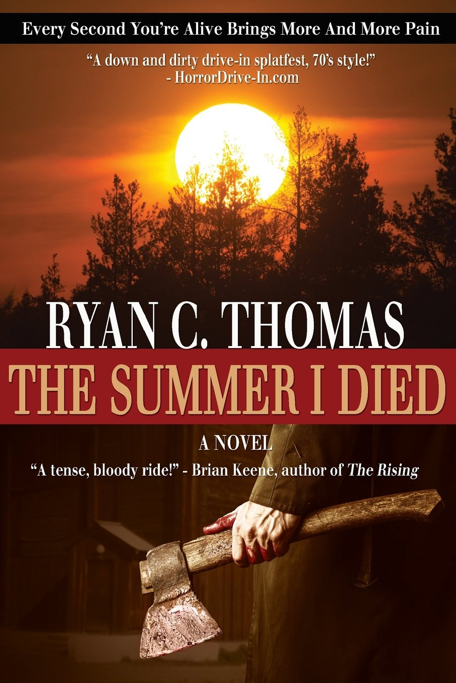 Read Online The Summer I Died: The Roger Huntington Saga, Book 1 (Volume 1) PDF