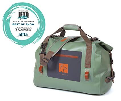 2dd477ad4250 Amazon.com : FishPond Fly Fishing Thunderhead Roll Top Duffel Bag ...