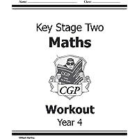 KS2 Maths Workout - Year 4