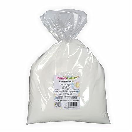 TrendLight 890018-5 - Parafina 100% pura (5 kg)