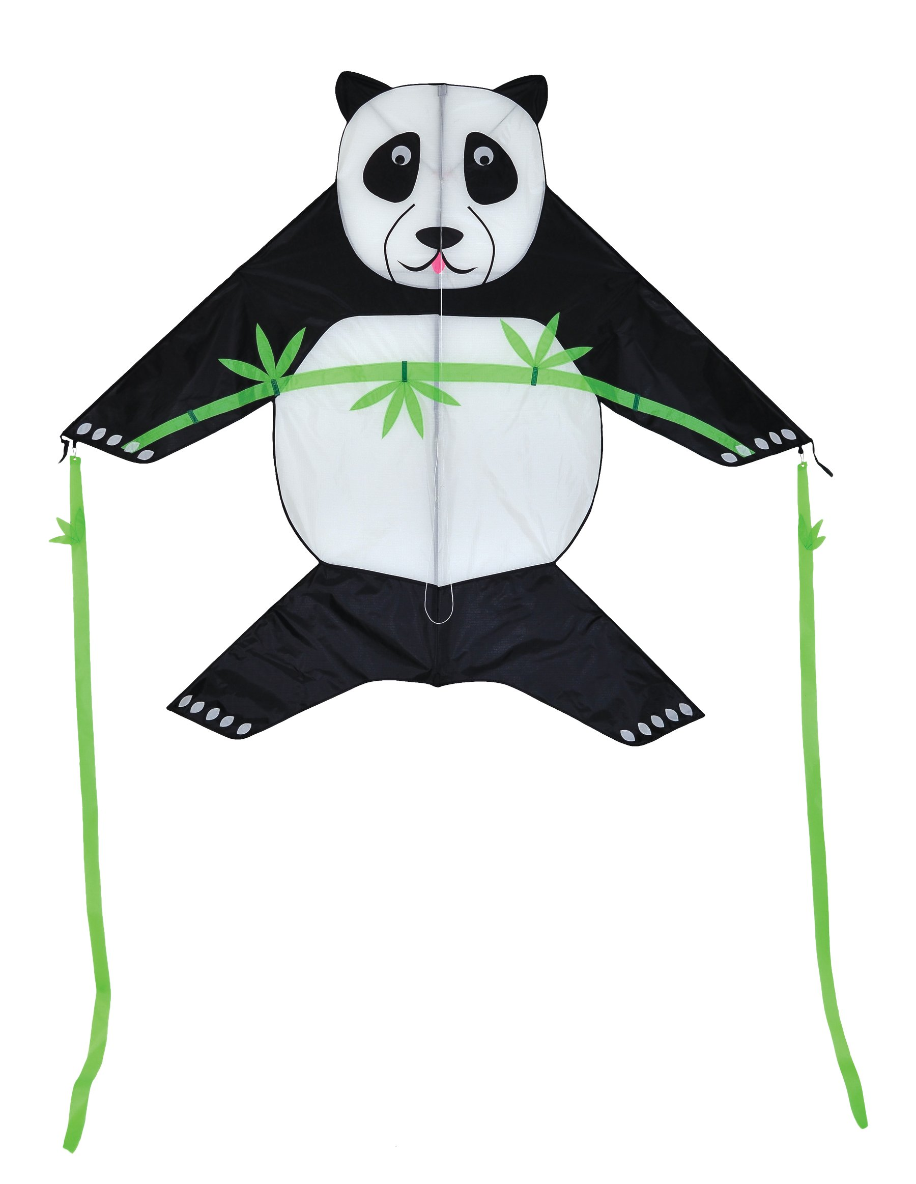In the Breeze Bamboo Panda Kite
