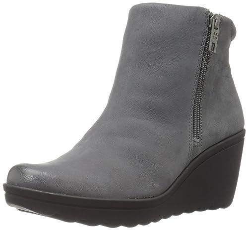 Amazon.com: Naturalizer quineta de arranque de la mujer: Shoes