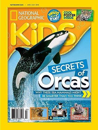 nat geo kids magazine subscription