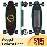 Amazon Com Skatebolt Electric Skateboard Max Range 18 6