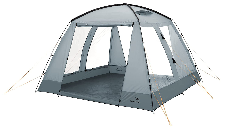 Easy Camp Pavilion Daytent - Carpa para acampada, color gris, talla única 120103 120103_-U