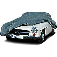 MyCarCover Autohoes voor binnen en buiten, geschikt voor Volvo 740 744 afdekzeil, vuilafstotend, waterafstotend, voor…
