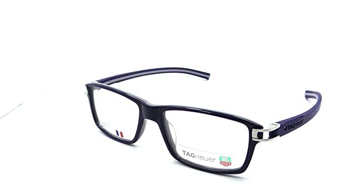 a609bb108f7 Image Unavailable. Image not available for. Color  Tag Heuer Track S Rx  Eyeglasses Frames Th 7601 ...