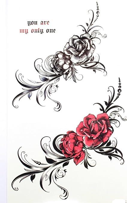 spestyle última caliente y Fashionble temporal tatuajes producto ...