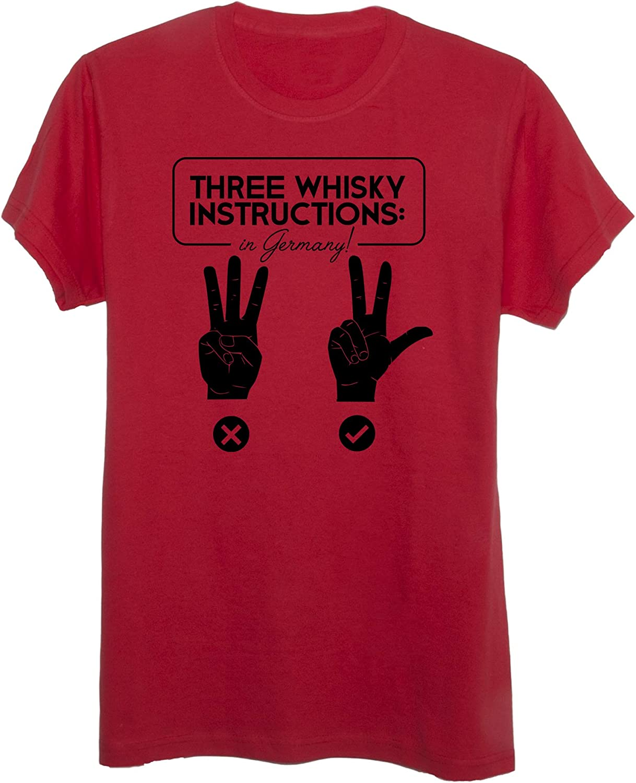 New Indastria T-Shirt Bastardi Senza Gloria Fan Art Inglourious Basterds Tre Bicchieri Cult