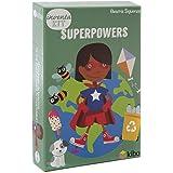 SuperPowers, juego creativo de inventos de la colección InventaKIT