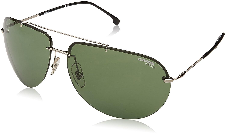 Unisex-Adults 130/S KU Sunglasses, Ruthenium, 56 Carrera