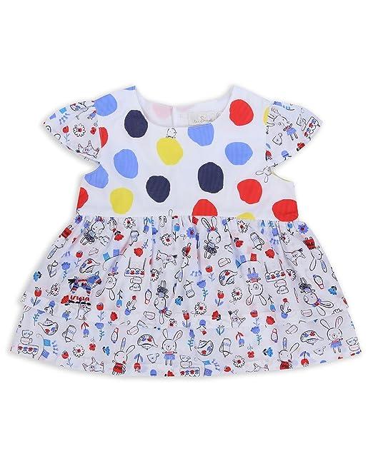 The Essential One - Bebé Infantil Niñas Blusa / Camisa - 12-18 M -