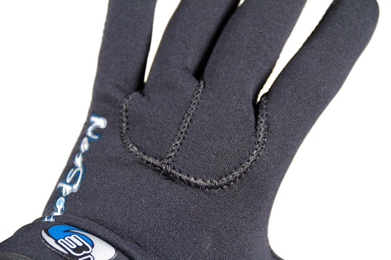 Neo Sport Wetsuits Premium Neoprene 3mm Five Finger Glove