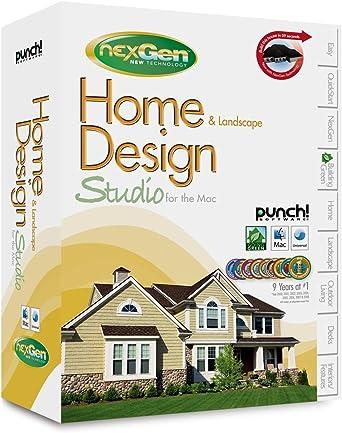 Punch Home Design Studio Mac Amazon Co Uk Software