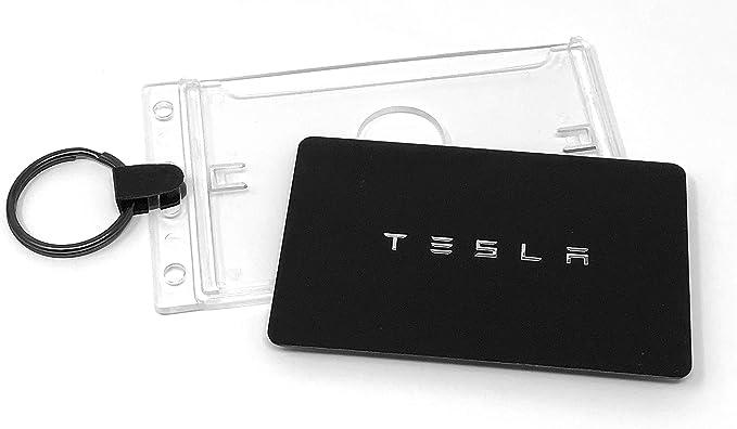 Tesla Schlüsselkartenhalter Modell 3 Für Parker Und Schlüsselanhänger Navigation