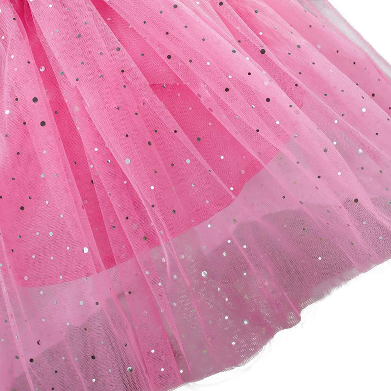 Eyekepper Short Sleeve Princess Dress Birthday Party Tutu Dresses D007-113-CA