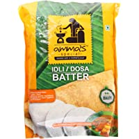 Ammas Ready to Cook - Idli Dosa Batter, 1Kg Pack