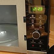 panasonic nn gd35hbgtg kombi mikrowelle mit grill und dampfgarer steamer w. Black Bedroom Furniture Sets. Home Design Ideas