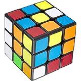 FAVNIC 3x3 立体パズル 世界基準配色 ver.3.0【6面完成攻略書付き】競技用 ポップ防止 知育玩具