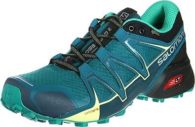 Salomon Damen Speedcross Vario 2 GTX, Trailrunning Schuhe, Wasserdicht