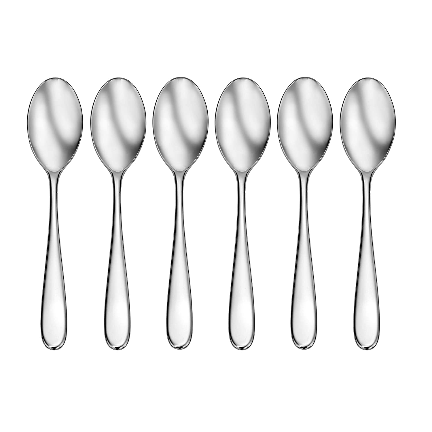 CraftKitchen Open Stock Stainless Steel Flatware Sets Classic, Dinner Forks Set of 6