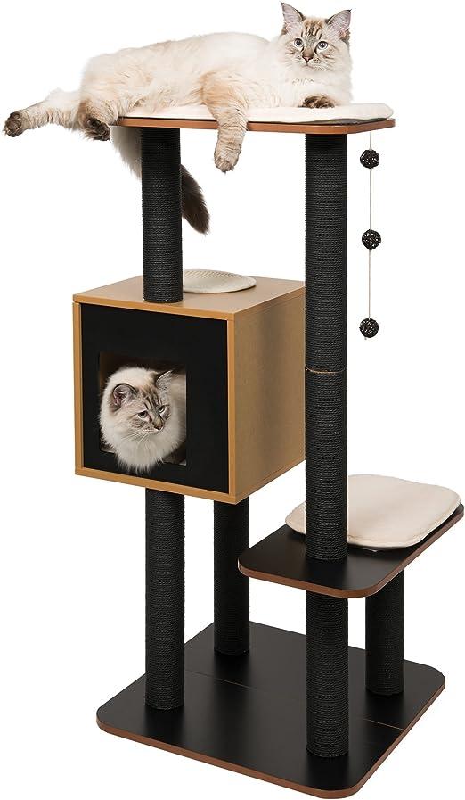 Mueble Rascador para Gatos: Amazon.es: Productos para mascotas