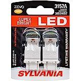 SYLVANIA ZEVO 168 T10 W5W Blue LED Bulb, Contains 2 bulbs